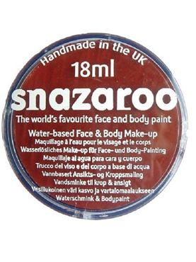 Snazaroo Rusty Brown Face & Body Paint