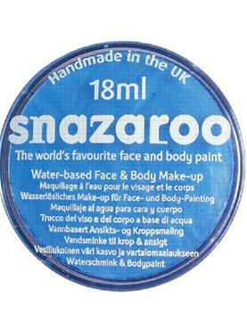 Snazaroo Sky Blue Face & Body Paint