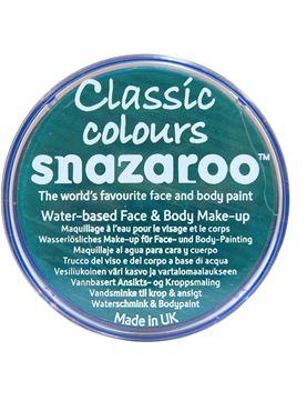 Snazaroo Teal Face & Body Paint