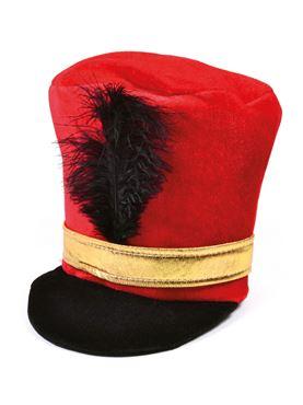Soldier Hat Red