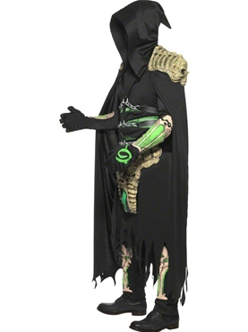 Adult Deluxe Soul Reaper Costume - Side View