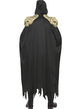 Adult Deluxe Soul Reaper Costume - Back View