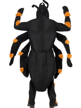 adult spider costume side view