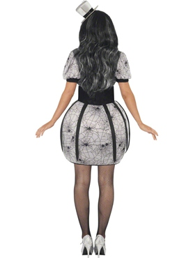 Adult Spider Fairy Costume - Side View