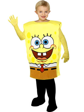 Spongebob Squarepants Childrens Costume