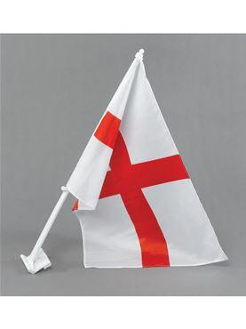 St George Car Flag