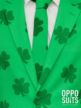 St Patrick Oppo Suit - Side View
