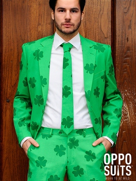 St Patrick Oppo Suit - Back View