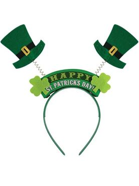 St Patricks Day Head Boppers