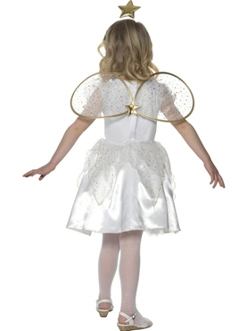 Child Star Fairy Costume - Side View