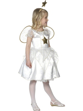 Child Star Fairy Costume - Back View