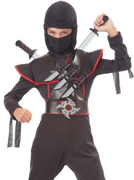 Stealth Ninja Weapons Belt