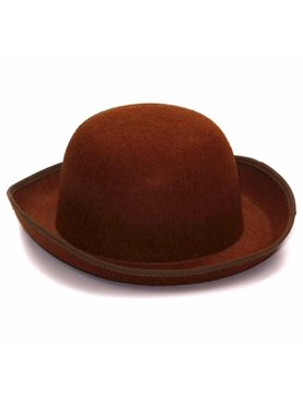 Steampunk Derby Hat Brown