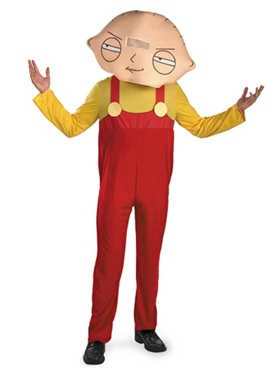 Family Guy Teen Stewie Costume