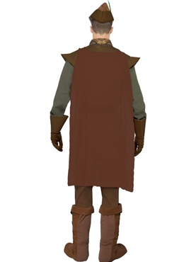 Adult Storybook Robin Hood Costume - Side View