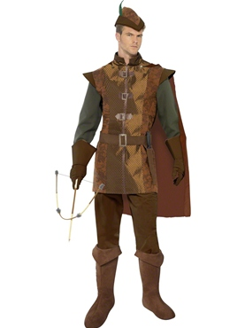 Adult Storybook Robin Hood Costume