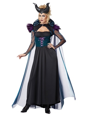 Adult Storybook Sorceress Costume