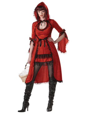 Strangeling Red Riding Hood Costume Couples Costume