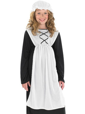 Child Street Urchin Girl Costume