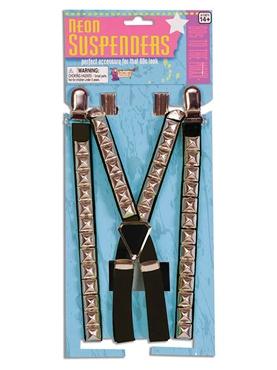 Studded 80's Braces