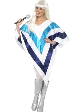 Adult Super Trooper Poncho Costume
