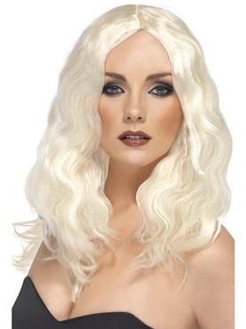 Superstar Wig Platinum