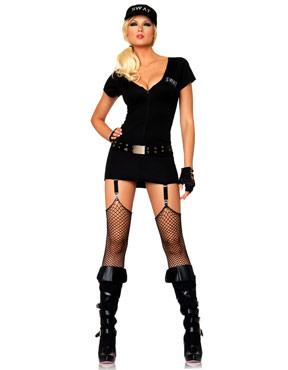 SWAT Commander Costume Thumbnail
