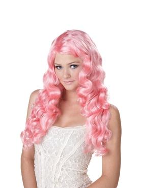 Sweet Tart Wig Pink
