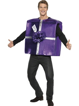 Adult Take Me Home and Unwrap Present Costume Thumbnail