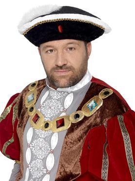 Adult Henry VIII Hat