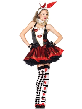 Adult Tea Party Bunny Costume