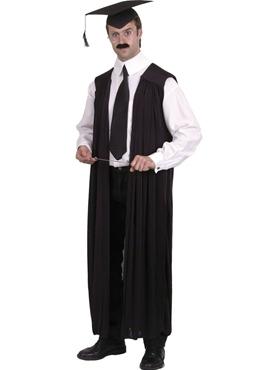 Teachers Gown Black