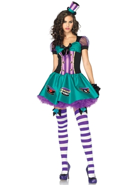 Adult Teacup Mad Hatter Costume