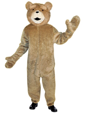 Adult Ted The Movie Costume