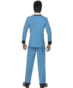 Adult Teddy Boy Costume - Back View