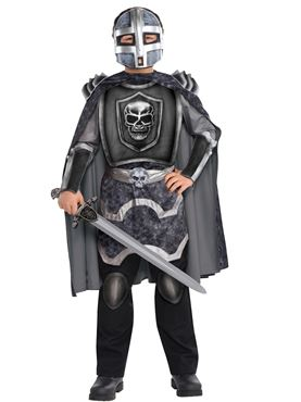 Teen Knight Terror Costume