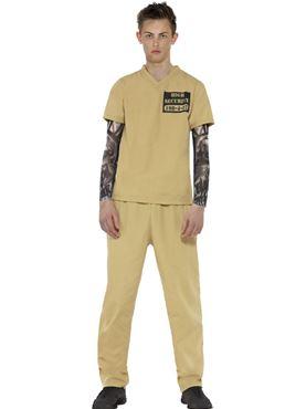 Teen Convict Costume