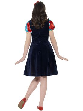 Teen Fairest of Them All Costume - Side View