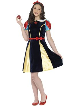 Teen Fairest of Them All Costume
