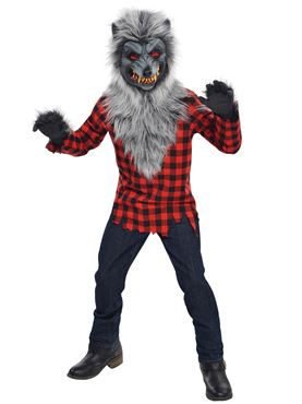 Teen Hungry Howler Costume