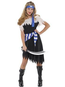 Teen Shipwreck Cutie Costume