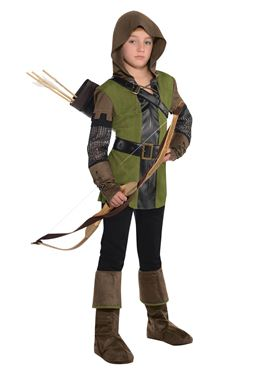 Child Prince of Thieves Costume