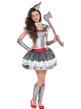 Teen Tin Heartthrob Costume