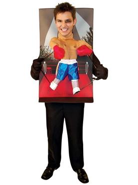 Adult Teenie Weenies Boxer Costume