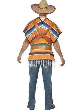 Adult Tequila Shooter Guy Costume - Side View