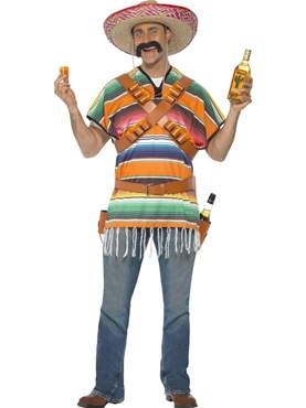 Adult Tequila Shooter Guy Costume