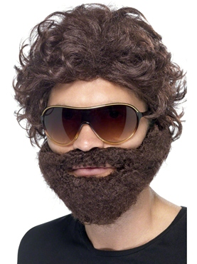 The Hangover Alan Wig Kit