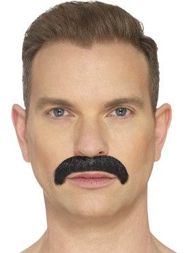 The Horseshoe Moustache