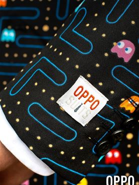 The Pac Man Oppo Suit - Side View