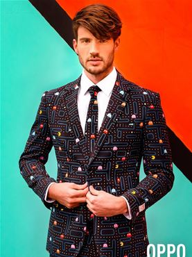 The Pac Man Oppo Suit